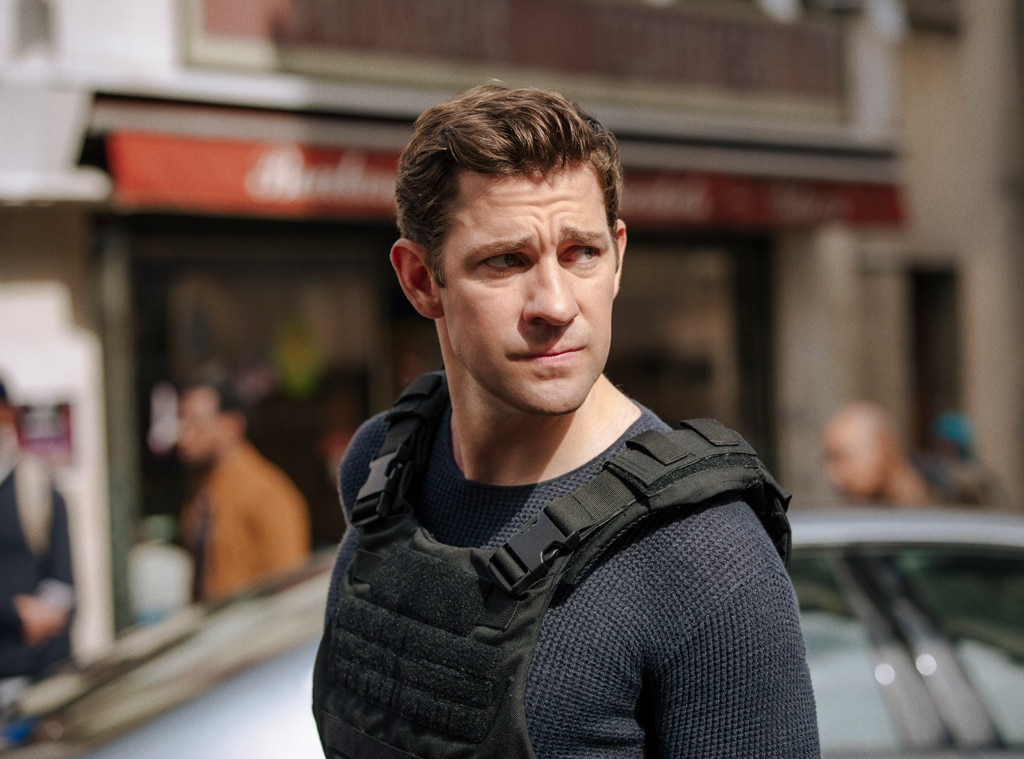 Jack Ryan : Renewed -  Amazon has given an early season three pick up to the drama starring John Krasinski.