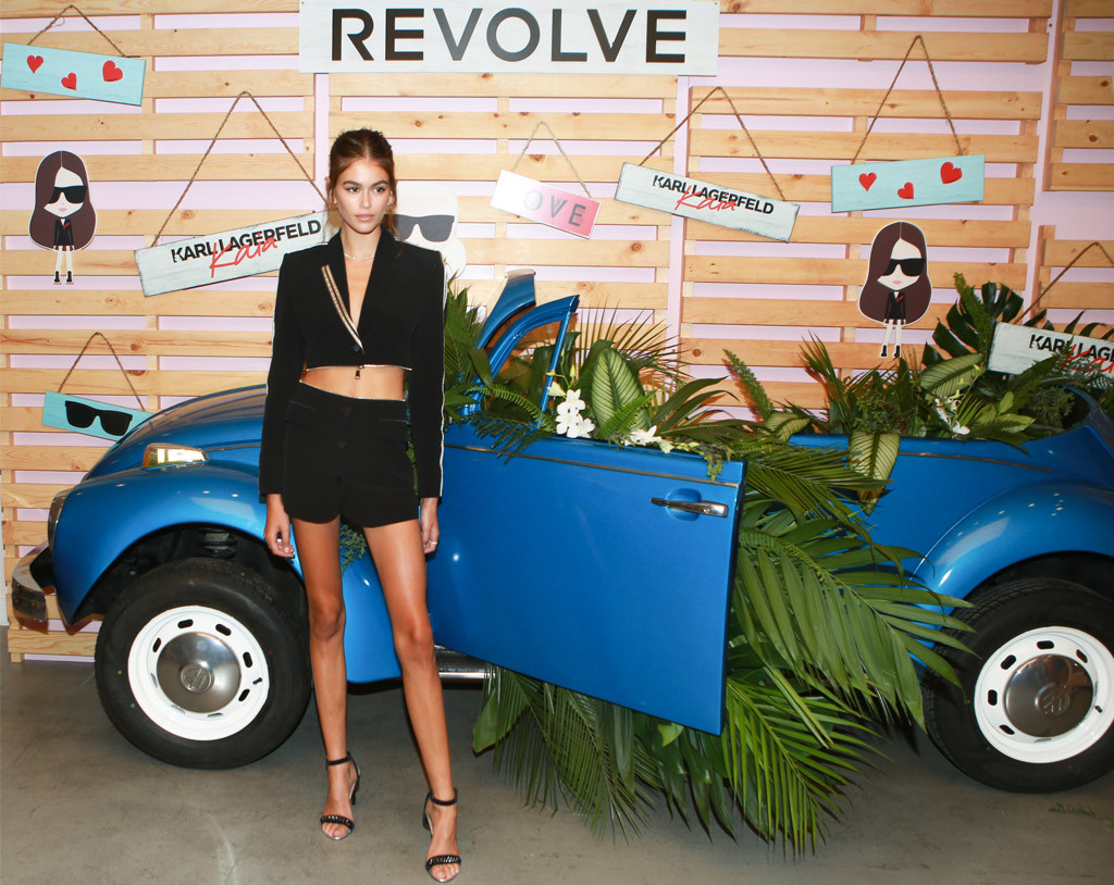 ESC: Justine Skye, Revolve Party