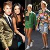 Justin Bieber, Selena Gomez, Hailey Baldwin, Fashion