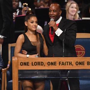 Ariana Grande, Bishop Charles H. Ellis III