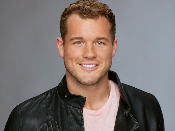 Colton Underwood's <i>The Bachelor</i> Poster Won't Let You Forget His Virginity