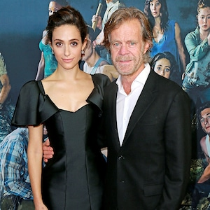 Emmy Rossum, William H. Macy