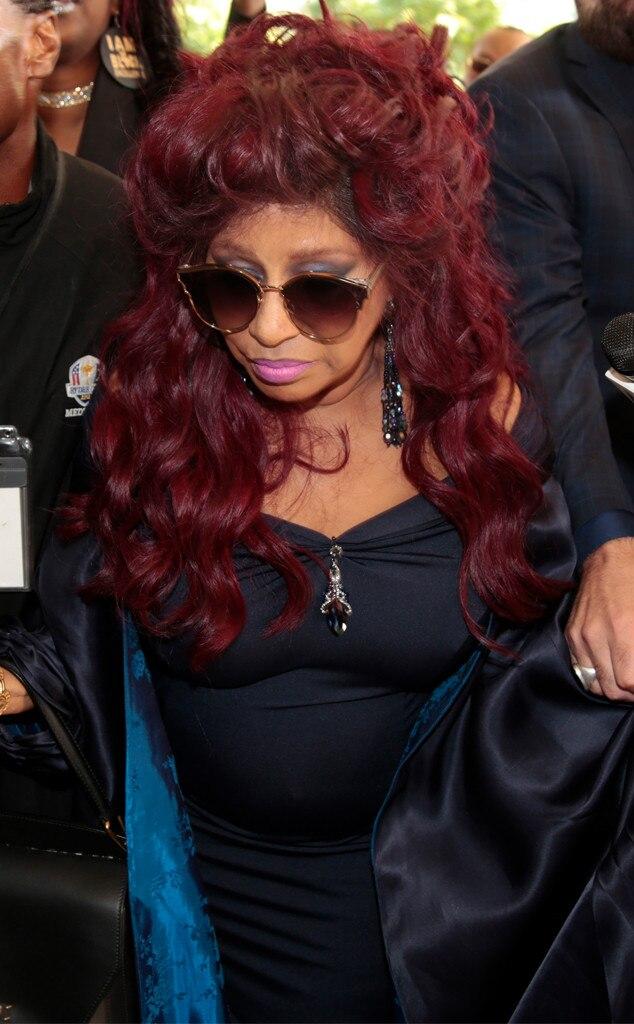 Chaka Khan, Aretha Franklin Funeral