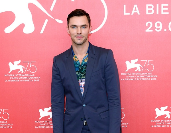 Nicholas Hoult from 20...