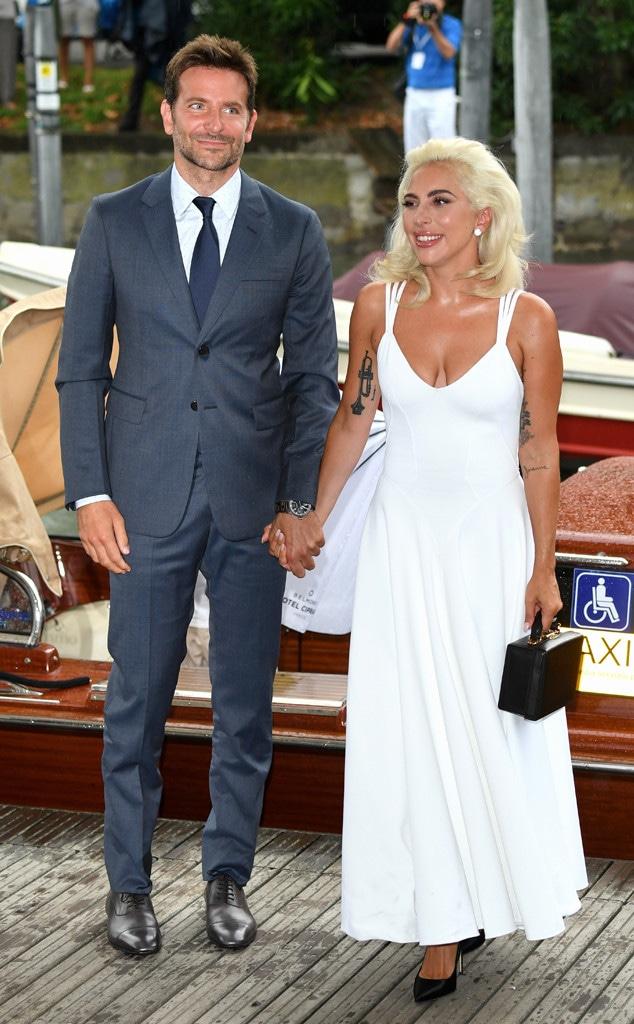Bradley Cooper, Lady Gaga, 2018 Venice Film Festival
