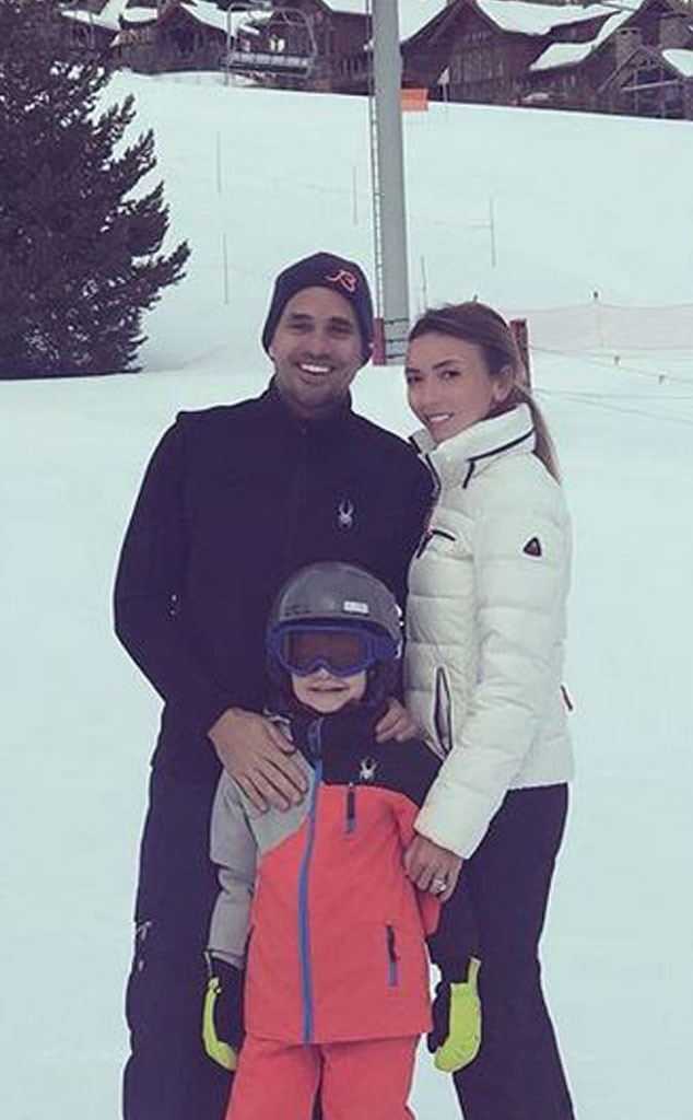 """Snow Bunnies -  """"Happy Easter from the slopes #happyeaster #skiing #family"""""""