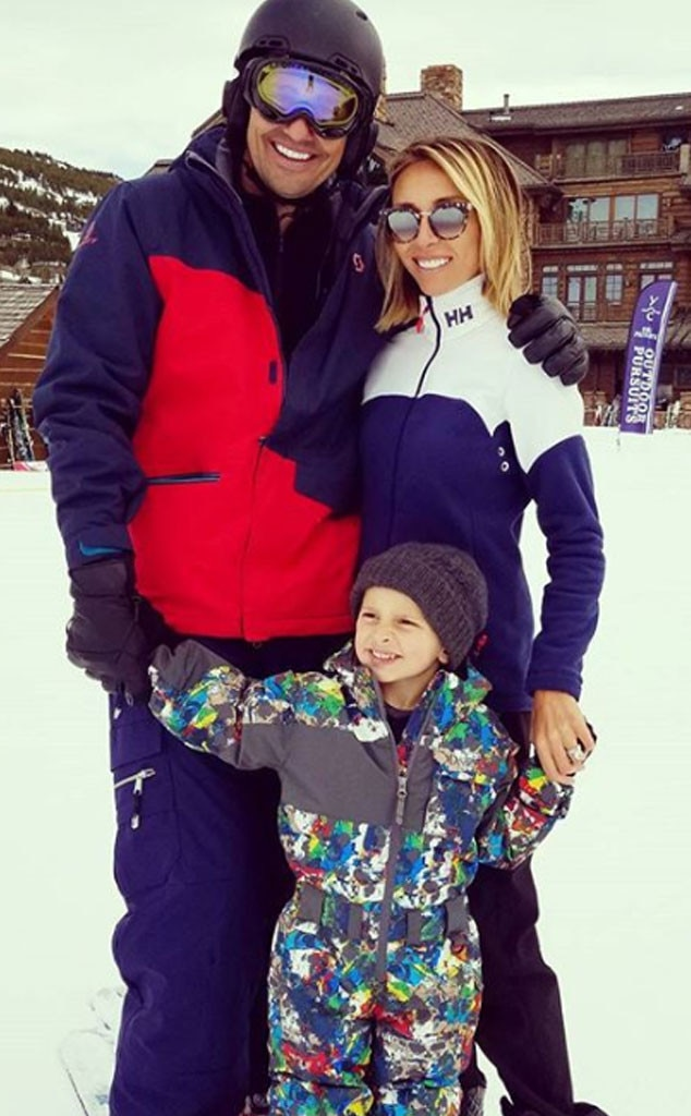 Snow Day from Giuliana Rancic and Duke Rancic's Sweetest ... - photo#22