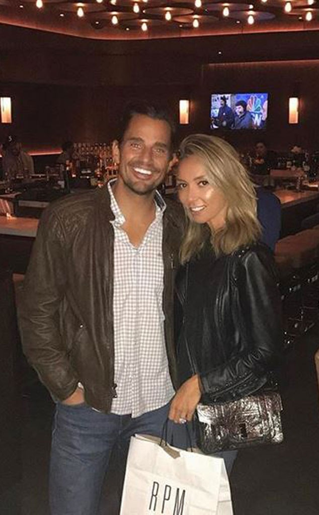 """Date Night -  """"Date night with this stud @billrancic #loveofmylife #bff4ever #sohappy2gether @rpmsteakchi"""""""