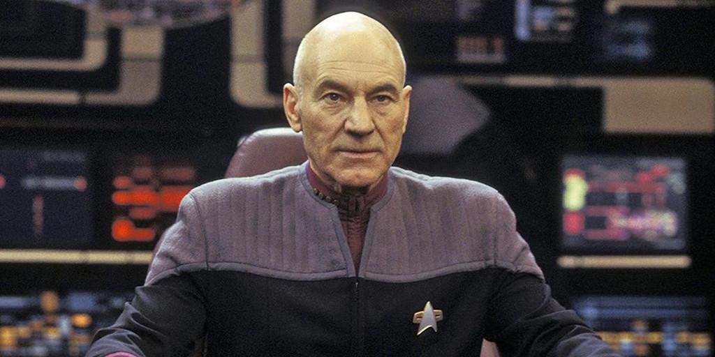 Patrick Stewart, Jean-Luc Picard, Star Trek: Nemesis