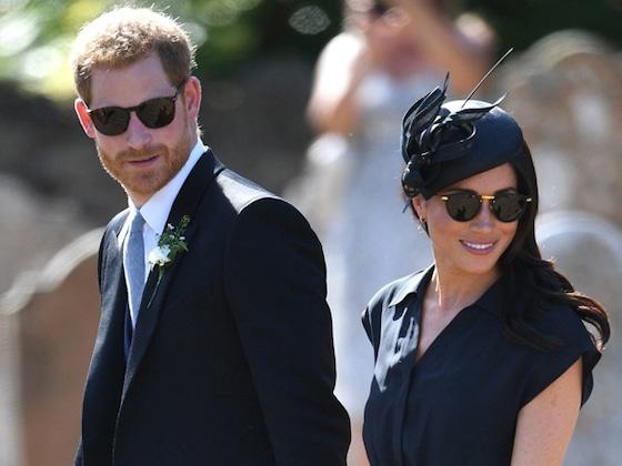 Meia-irmã de Meghan Markle compara príncipe Harry a um hamster