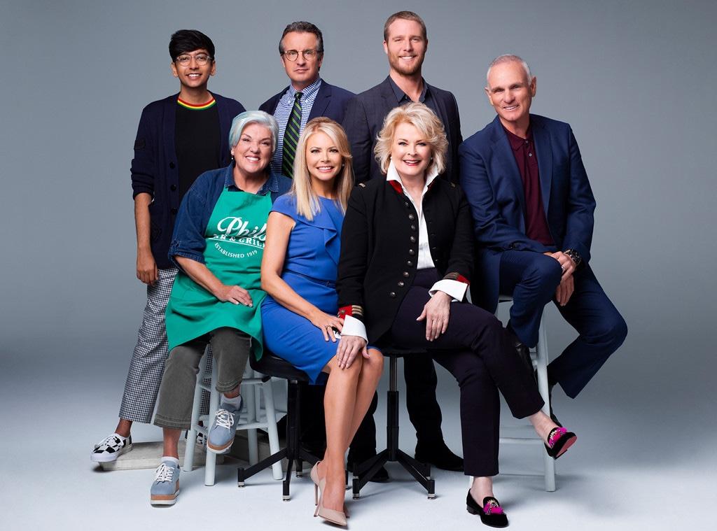 Murphy Brown Cast