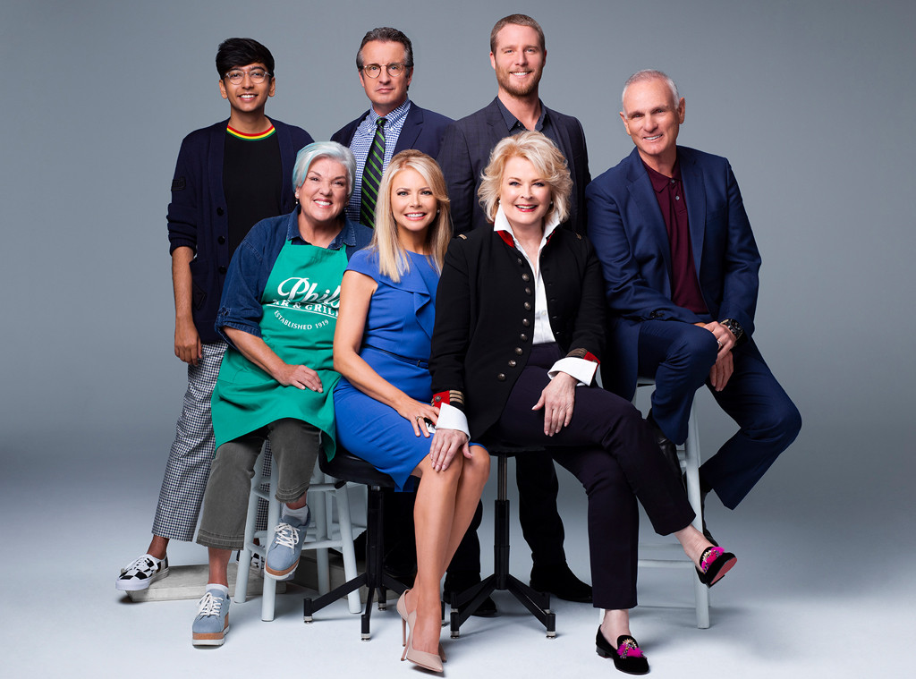 Murphy Brown Cast