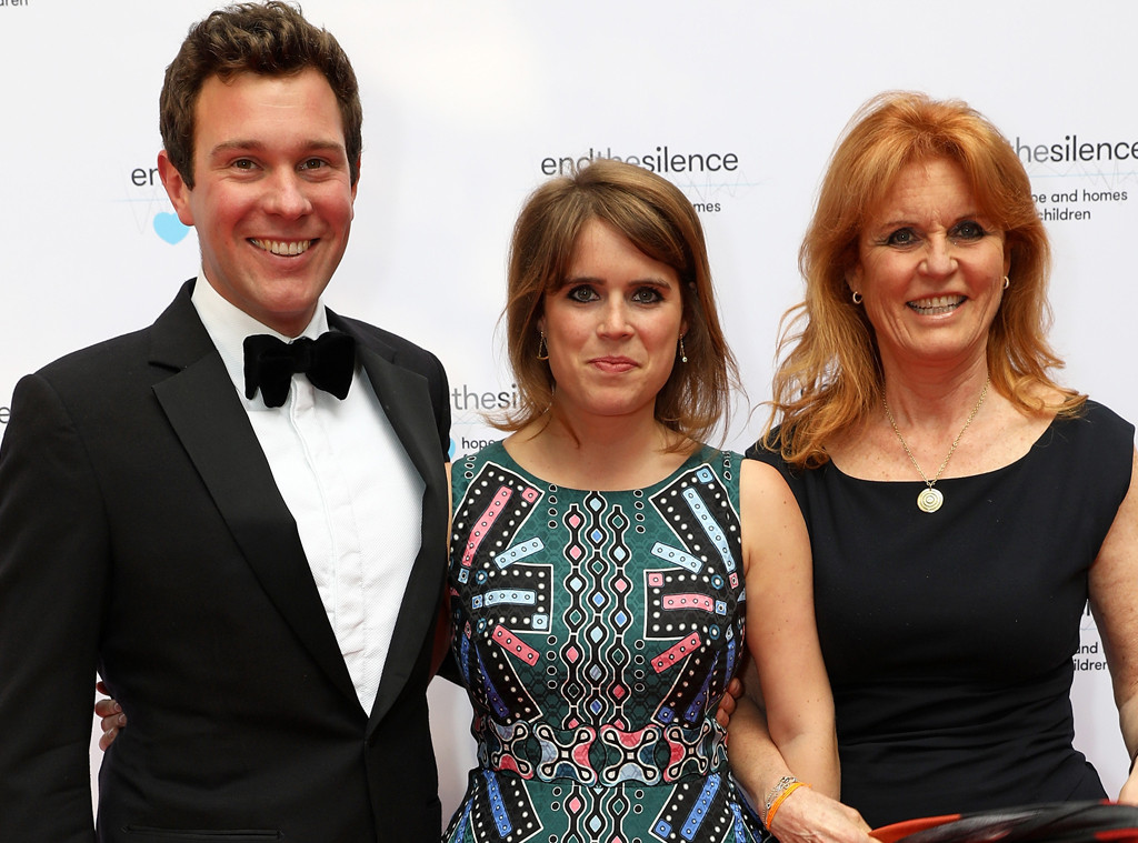 Princess Eugenie, Jack Brooksbank, Sarah Ferguson