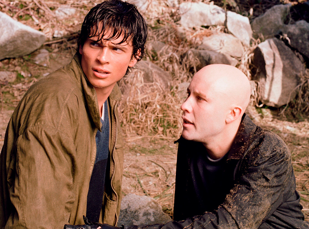 Tom Welling, Micheal Rosenbaum, Smallville