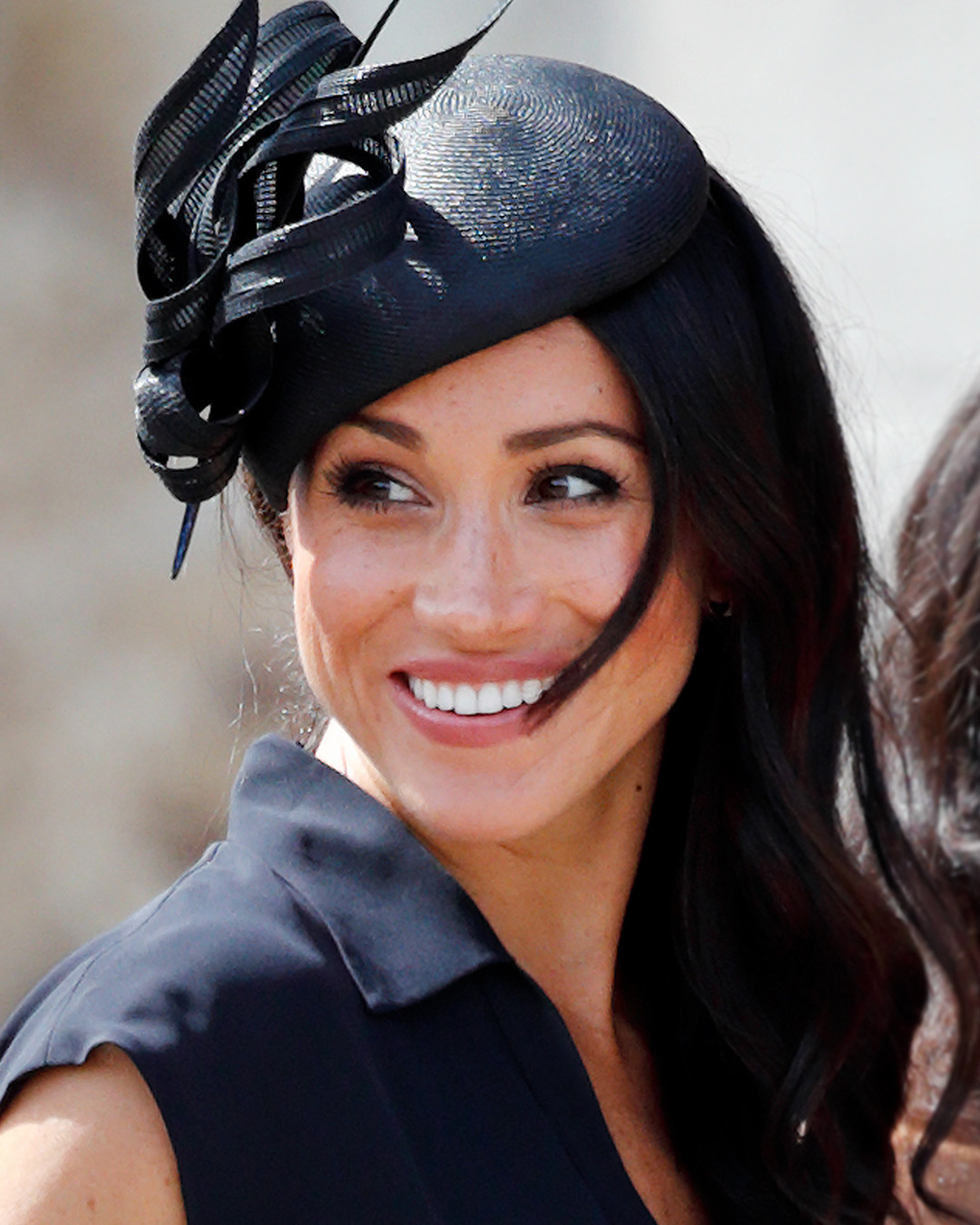 A Look at All of Meghan Markle s Statement Hats and Fascinators  d1ac41e0aab