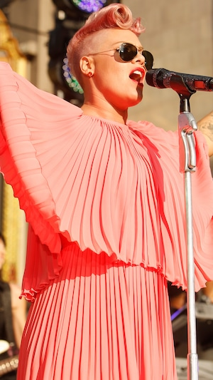 Pink, Jimmy Kimmel Live