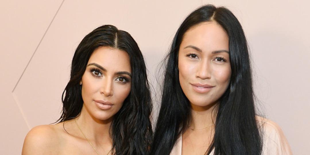 You Need to See the $25,000 Birthday Gift Kim Kardashian Gave Her BFF Stephanie Shepherd - E! Online.jpg