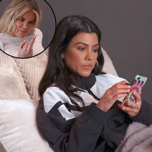 KUWTK, Keeping Up With The Kardashians, Khloe, Kourtney