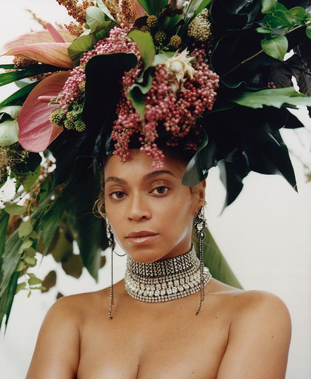 Beyonce, September Vogue