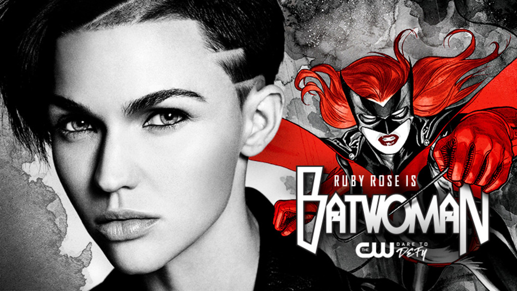 Ruby Rose, Batwoman