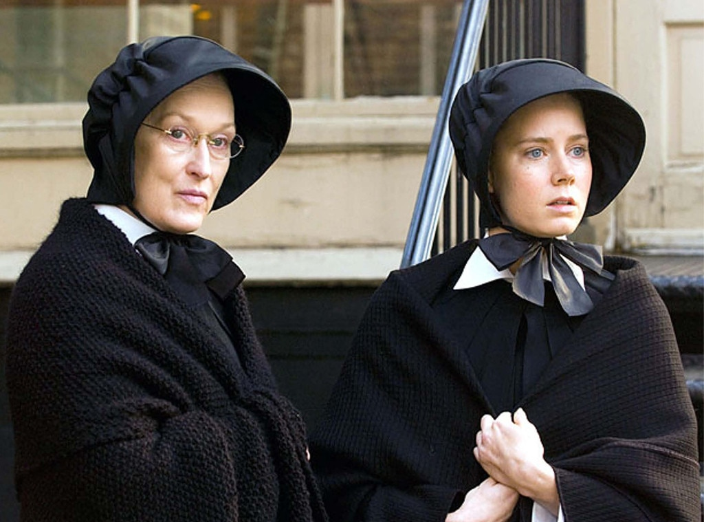 Doubt, Meryl Streep, Amy Adams