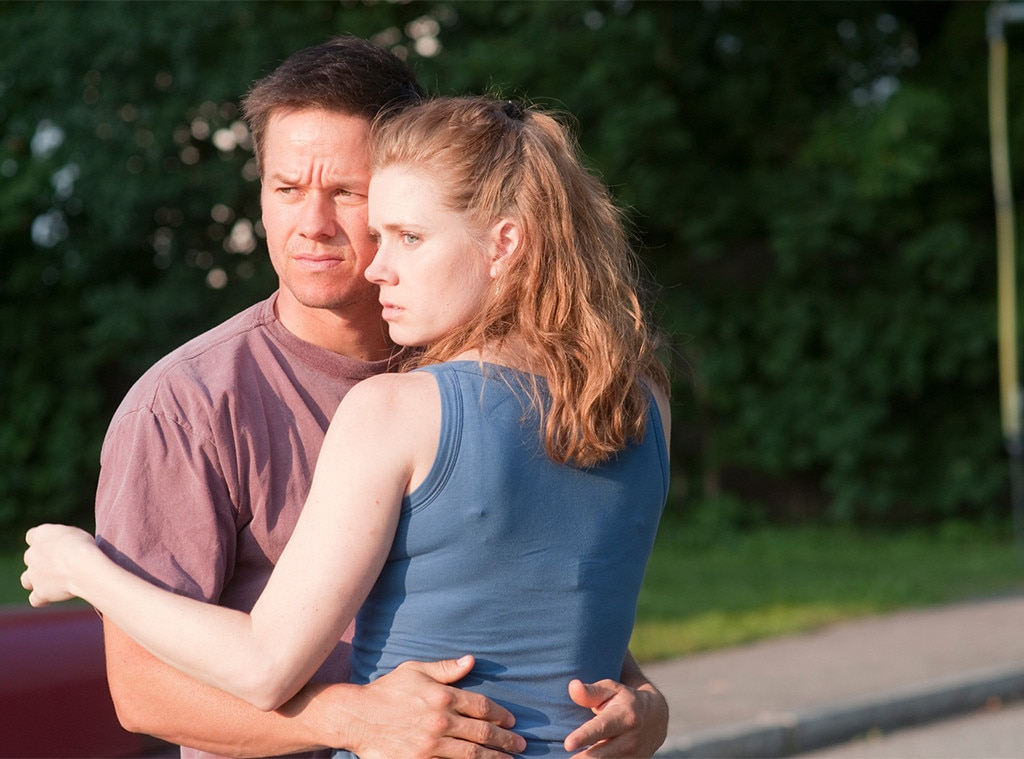 Mark Wahlberg, Amy Adams, The Fighter