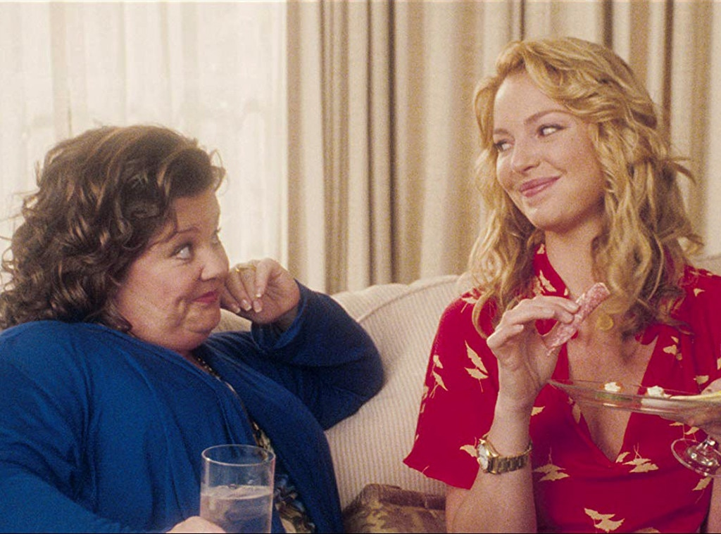 Life as We Know It  -  McCarthy plays DeeDee, a mother of four kids, in this  Katherine Heigl  and  Josh Duhamel  starrer.
