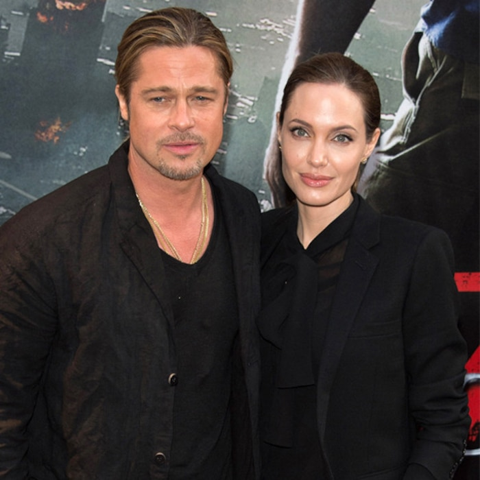 Visitation Child Support And Their Never Ending Divorce Why Brad Pitt And Angelina Jolie Cant Stop Fighting E News