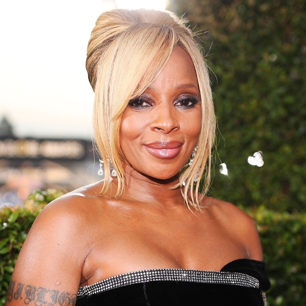 Mary J Blige Shares Why Hoops Are Iconic And A Wardrobe Must Have