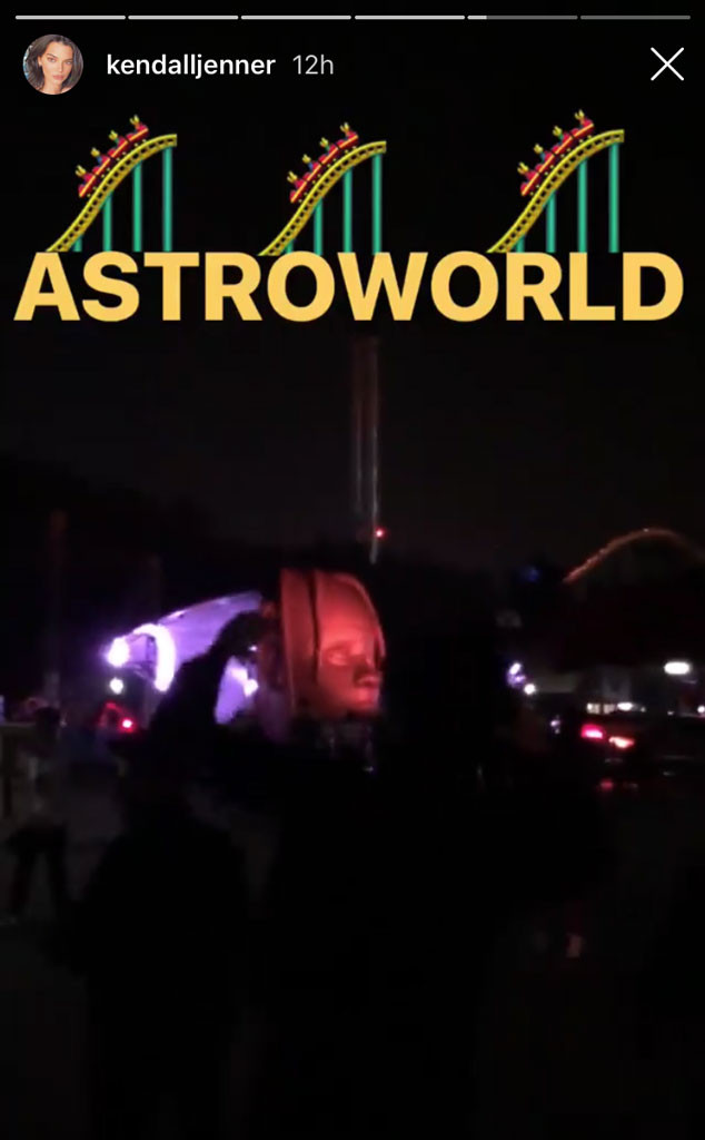 7d7ee33b6d5c Travis Scott Shuts Down Six Flags for Album Listening Party With ...