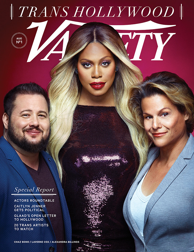 Laverne Cox, Variety