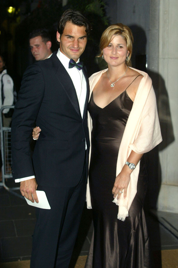 Roger Federer, Mirka Vavrinec