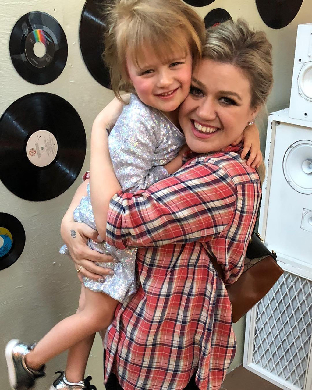 Kelly Clarkson, River Rose Blackstock
