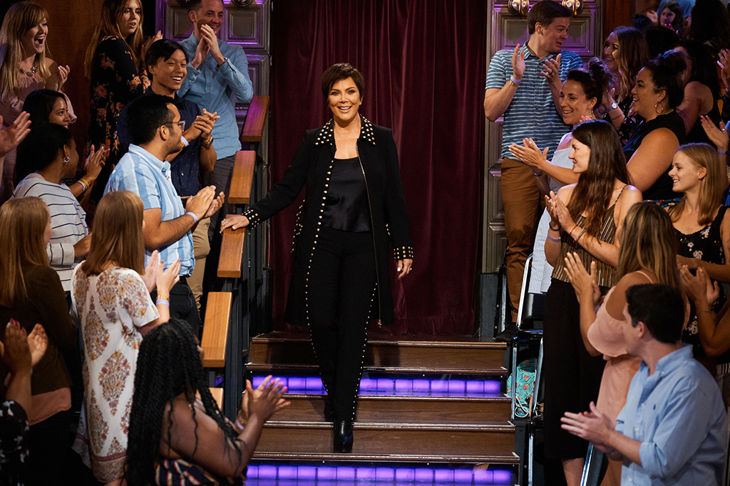 Kris Jenner, The Late Late Show With James Corden