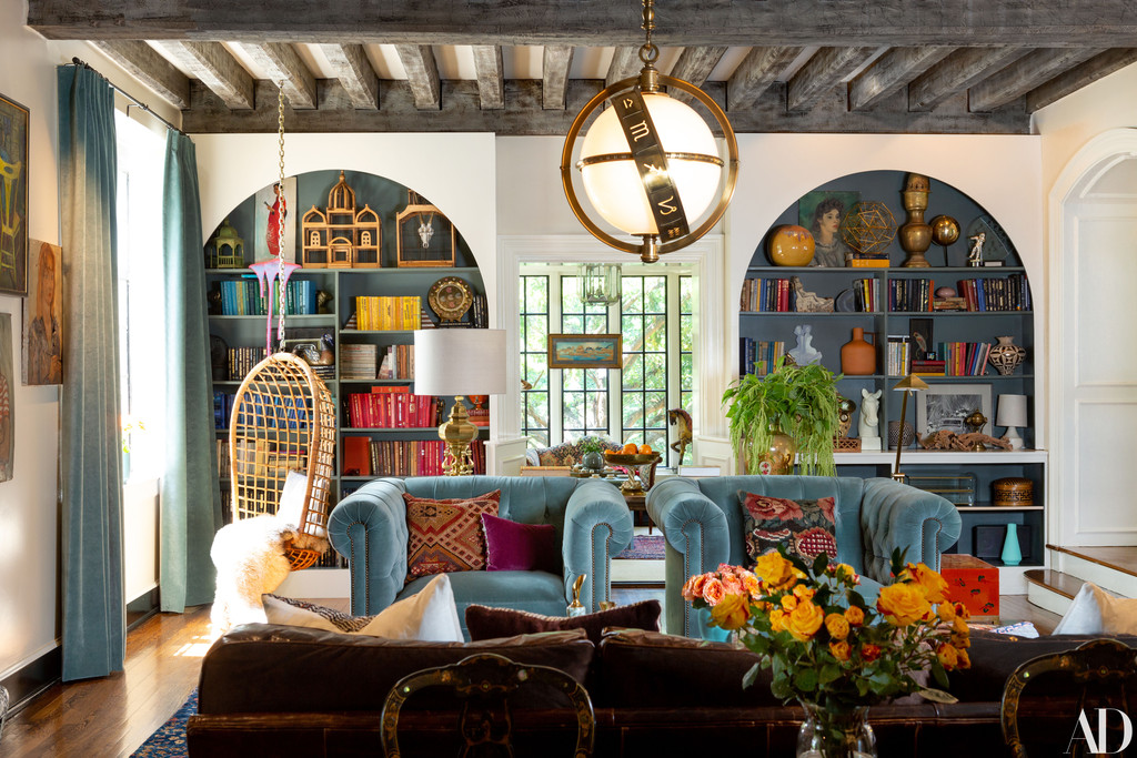 Lily Aldridge, Architectural Digest
