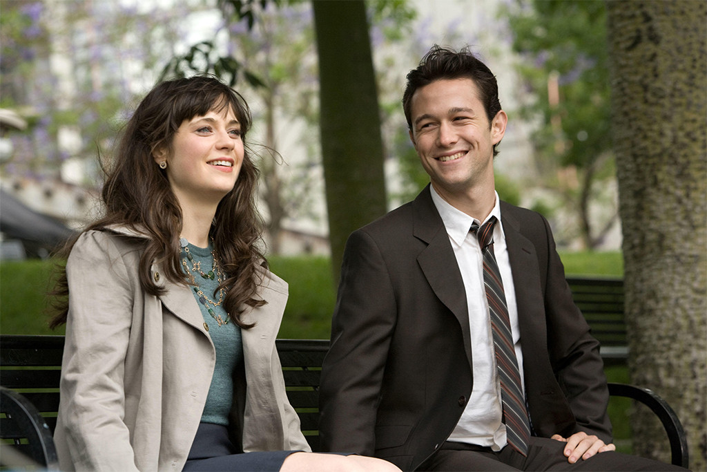 Joseph Gordon-Levitt, Zooey Deschanel, (500) Days of Summer