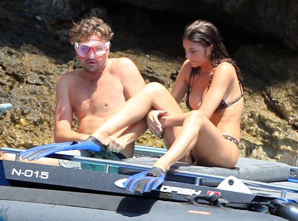 Leonardo DiCaprio, Camila Morrone, Vacation