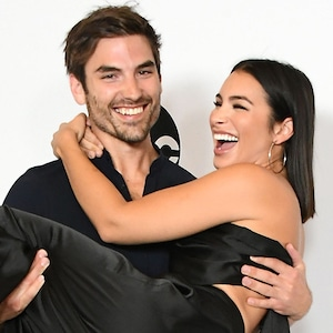 Ashley Iaconetti, Jared Haibon, 2018 Disney ABC TCA Summer Press Tour