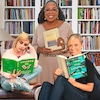 What Oprah, Reese Witherspoon and Emma Roberts Are Reading This Summer