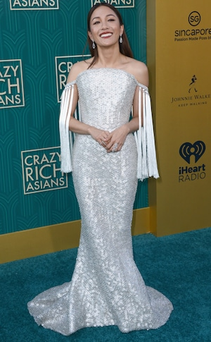 Constance Wu, Crazy Rich Asians Premiere