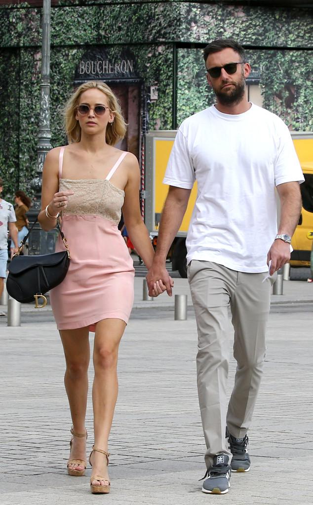 Jennifer Lawrence and Cooke Maroney Are Engaged | E! News