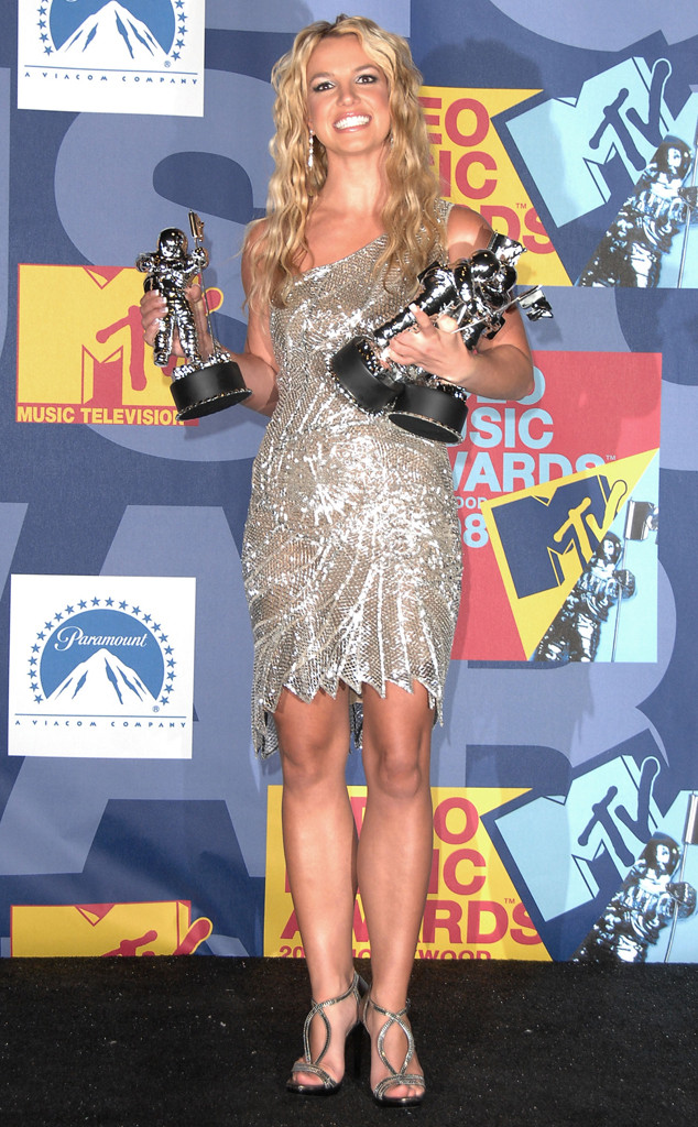 2008 MTV Video Music Awards, Britney Spears