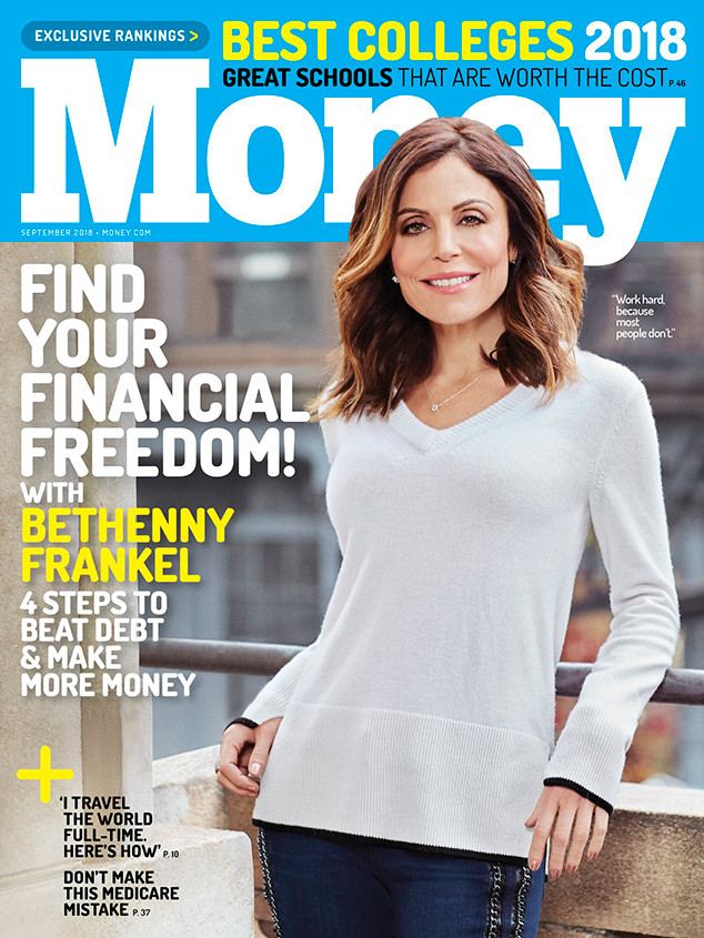 Bethenny Frankel, Money