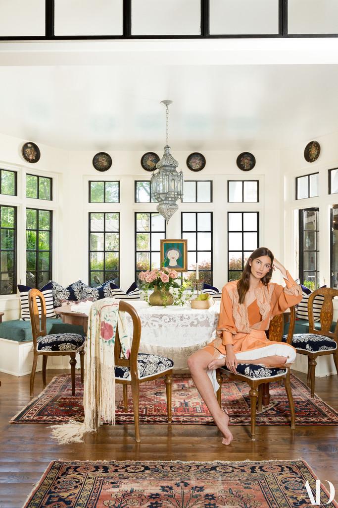 Lily Aldridge, Architectural Digest