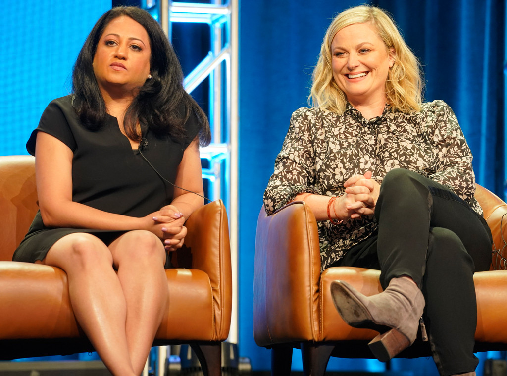 Amy Poehler, Aseem Batra, I Feel Bad Panel