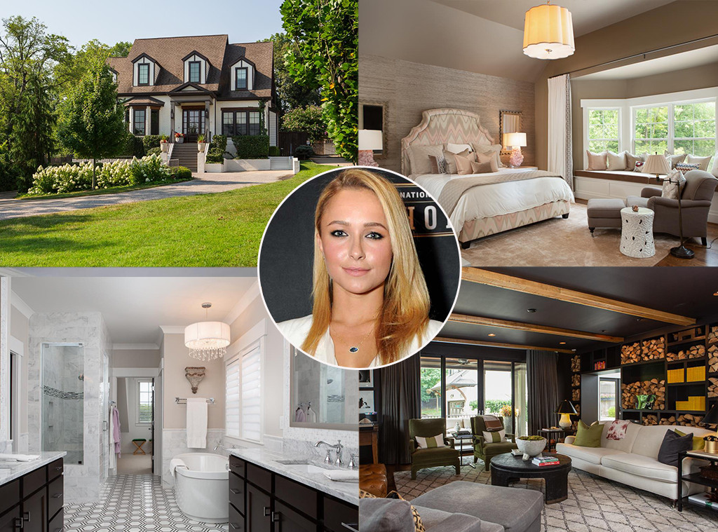 Hayden Panettiere, Nashville, Real Estate