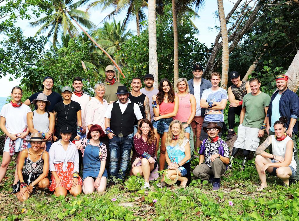Australian Survivor, Season 3 Cast