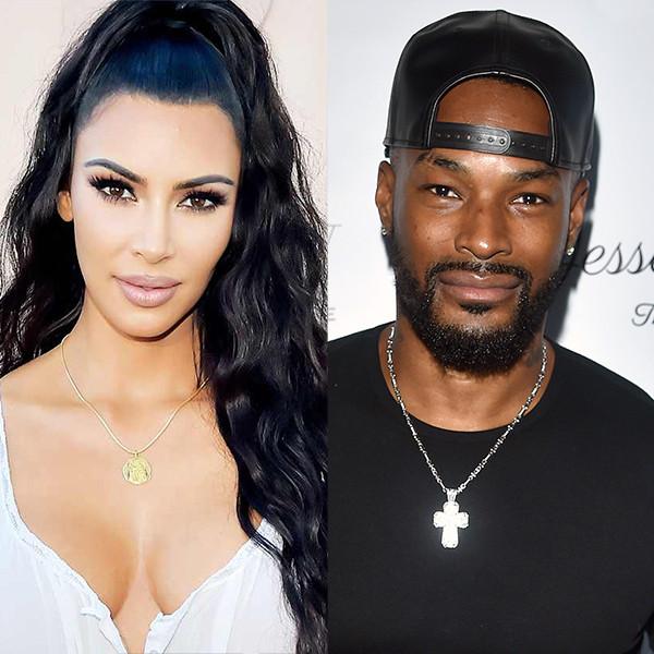 Kim Kardashian, Tyson Beckford