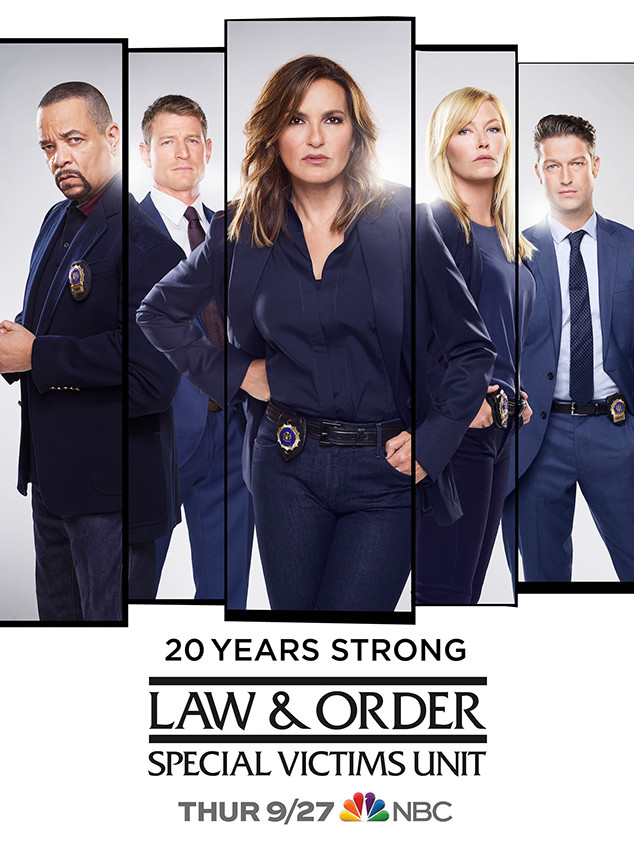 Law & Order, Law & Order SVU, Season 20