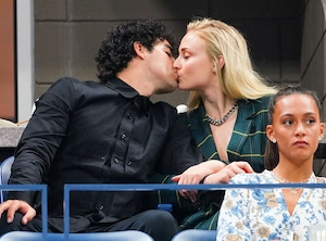 Joe Jonas, Sophie Turner, US Open, PDA
